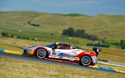 EMS Race Team Hopes To Build on Suzuka Circuit Success at Sonoma Ferrari Challenge