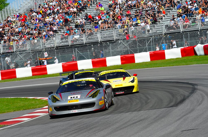 Riding Momentum of Back-To-Back Victories EMS Race Team Returns to Marquee Event in Montreal