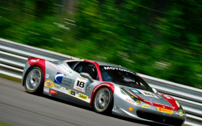 The Lime Rock Park Ferrari Challenge Up Next for EMS Race Team