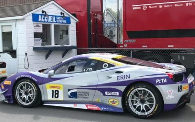 Recapping Round 2 of the Ferrari Challenge at Circuit Gilles Villeneuve in Montreal