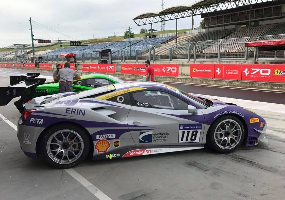 Around the World with EMS Race Team at the Hungaroring Circuit in Hungary