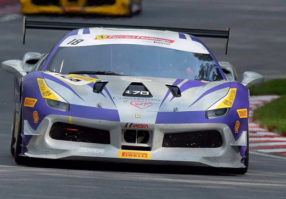 The Ferrari Challenge at Imola and Remembering Ayrton Senna
