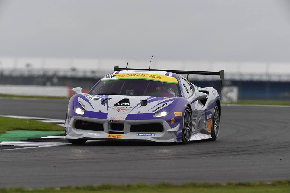 EMS Race Team Continues Ferrari Challenge World Tour in Italy