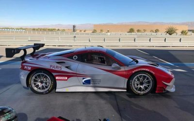 EMS Race Team Opens 2018 Ferrari Challenge at Daytona International Speedway