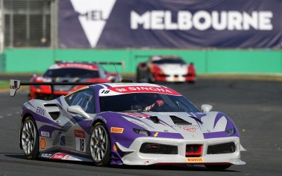 EMS Race Team Travels to Circuit de Spa-Francorchamps for Belgium Ferrari Challenge