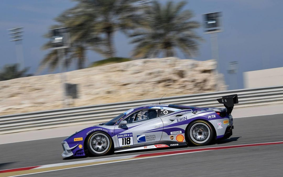 EMS Race Team Sets Pace at Bahrain International Circuit and Starts Season with Win