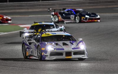 EMS Race Team Travels to Circuit of the Americas Following Victory at Bahrain