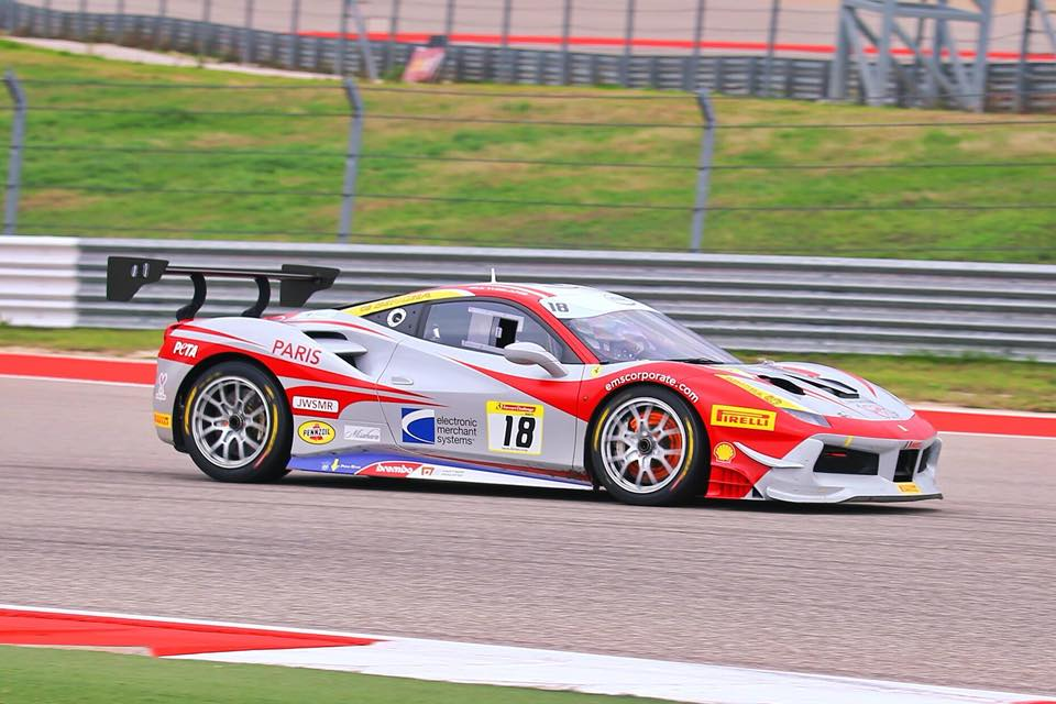 EMS Race Team Travels to Malaysia for Ferrari Challenge at the Sepang International Circuit