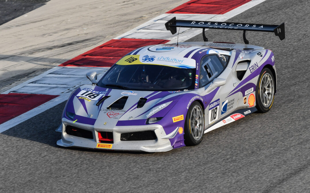 EMS Race Team Meets Adversity at Red Bull Ring in Austria