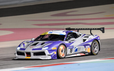 EMS Race Team to Compete in Austrian Ferrari Challenge at Red Bull Ring in Spielberg